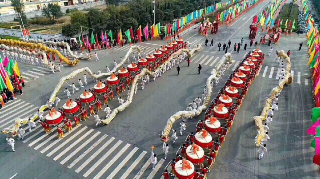 zhengzhou shaolin festival 2018